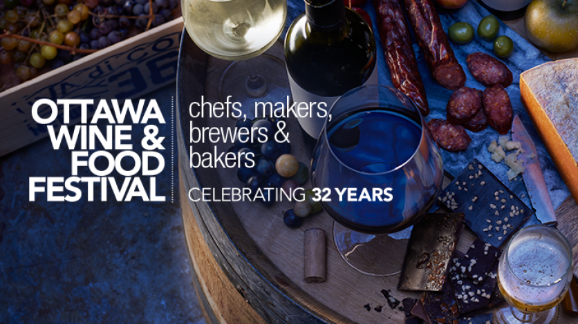 Ottawa Wine and Food Festival 2017