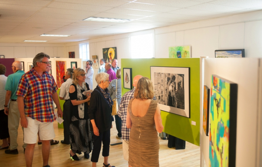Annual Art in the County juried exhibition and Sale, Prince Edward County