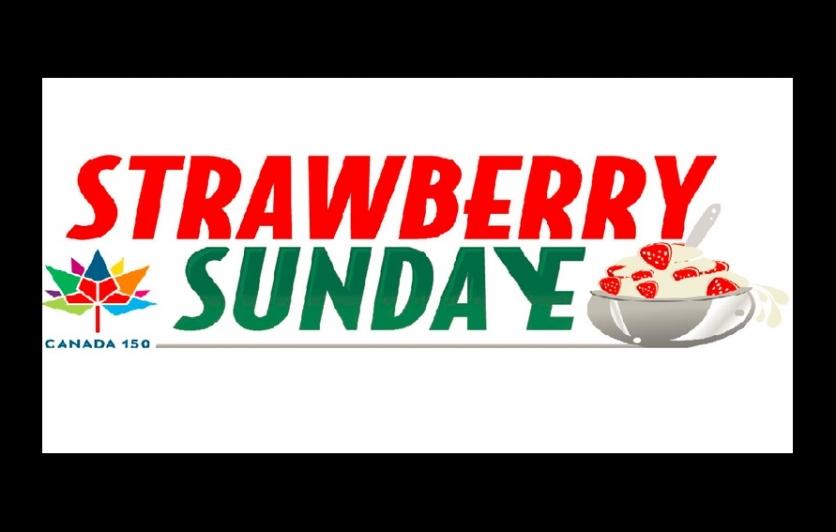Strawberry Sunday/e