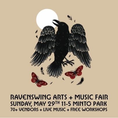 10th Anniversary Ravenswing Arts + Music Fair