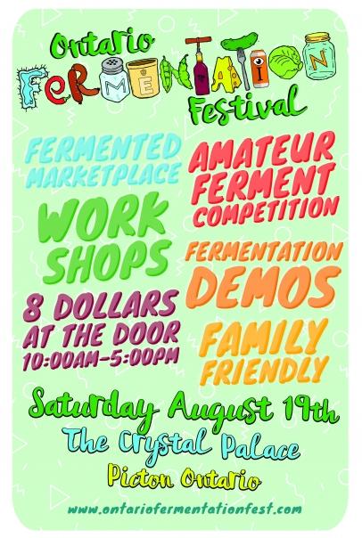 Ontario Fermentation Festival