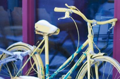 bike storefront