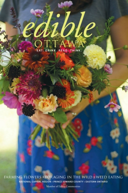 Edible Ottawa May/June 2015 Cover